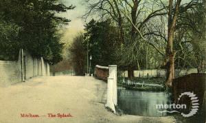 Bishopsford Road Bridge, Mitcham