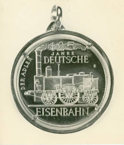 'Adler' locomotive