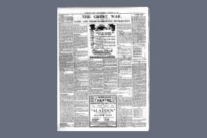 23 DECEMBER 1916