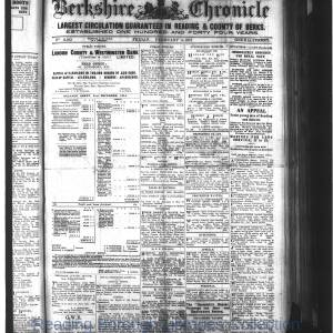 Berkshire Chronicle Reading 02-1915