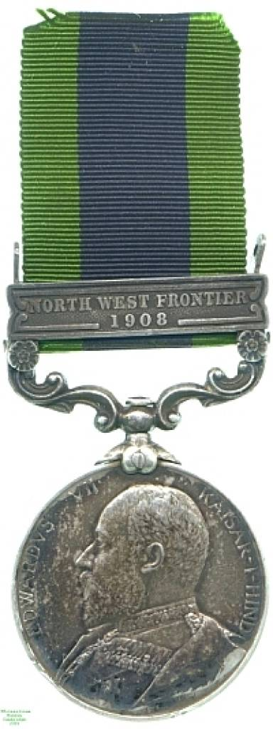 India General Service Medal 1909
