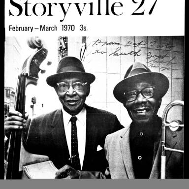 Storyville 027