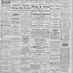 Hereford Journal - 7th March 1914