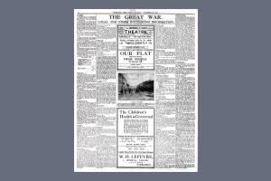 20 NOVEMBER 1915