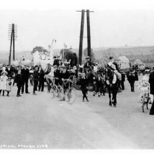 Hospital Parade 1908 Bottom of Church Street