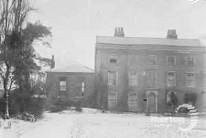 Old Poplars Boarding, School, Figges Marsh