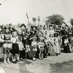 Victory Parade, Hebburn