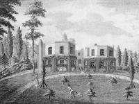 Merton Place, home of Admiral Lord Nelson