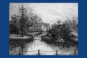 Fisheries Cottages, Mitcham
