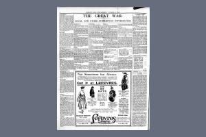 11 NOVEMBER 1916