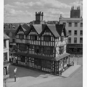 "490 - ""Tudor House, Hereford"""