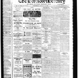 Hereford Mercury - 1916