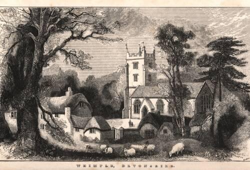 Whimple, c1870, Whimple, Devon