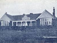 Royal Wimbledon Golf Club  House, Wimbledon Common