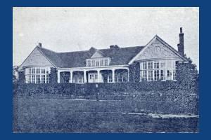 Royal Wimbledon Golf Club  House, Wimbledon Common