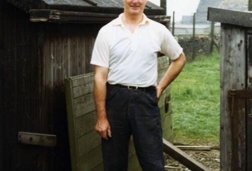 014 Roy Whitehead of Upper Denby