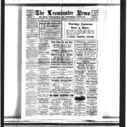 Leominster News - August 1918