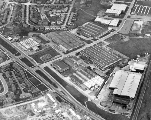 Simonside East Industrial Estate