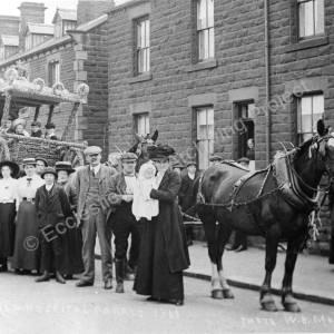 Ecclesfield Hospital Parade, 1911