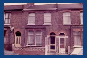 William Road, No.16,  ( off Dundonald Road ) Wimbledon