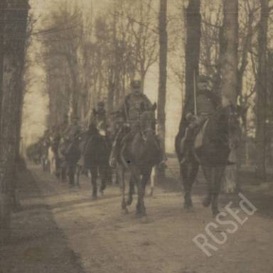 Mounted French Cavalry