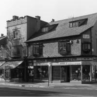 shops, 60 - 66 Liverpool Road Crosby 1986