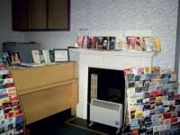 Visitors Information Centre, Wimbledon Reference Library, prior to refurbishment: