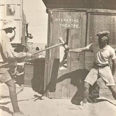 Palestine, 1917-19