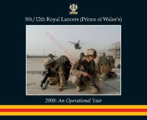 9th-12th Lancers, 2008 Photo Book