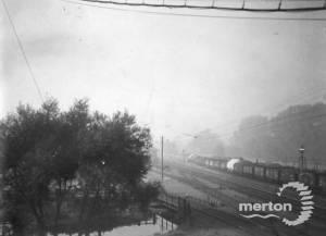 Rail Goods Yard, Pickles Corner