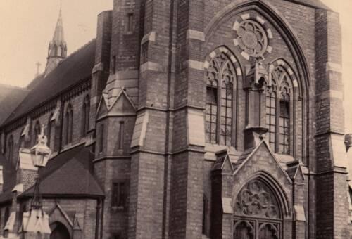 St. Matthew's Church, c1900, Exeter