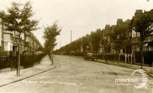 Melrose Avenue, Mitcham