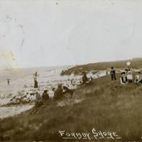 Formby Shore in the Victorian Era