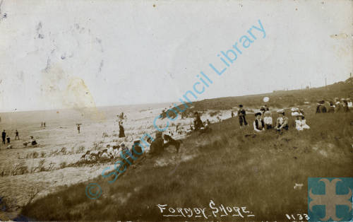 Formby Shore in the Victorian Era