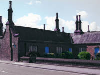 Mary Tate Almshouses