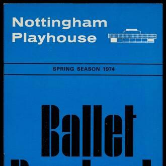 Nottingham Playhouse, January 1974