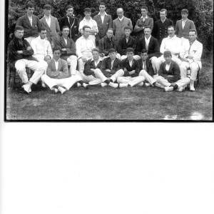 G36-472-05 Group of cricketers. Some wearing blazers.jpg