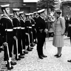 Princess Anne's visit to South Shields