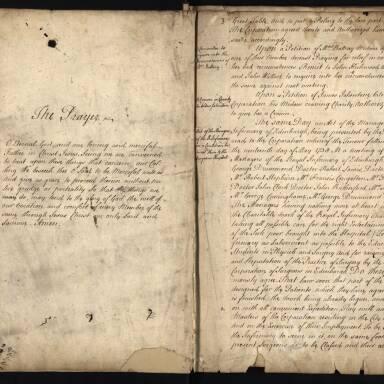 Volume 5 (1738-1770)