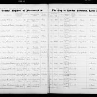 Burial Register 67 - March 1916 to September 1917