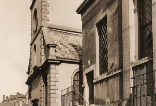 St. Paul's Church, c1935, Exeter