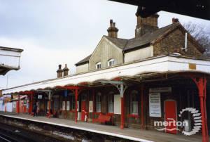 Mitcham Junction Station