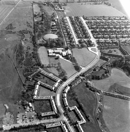 Cleadon Water Works and South Shields Golf course