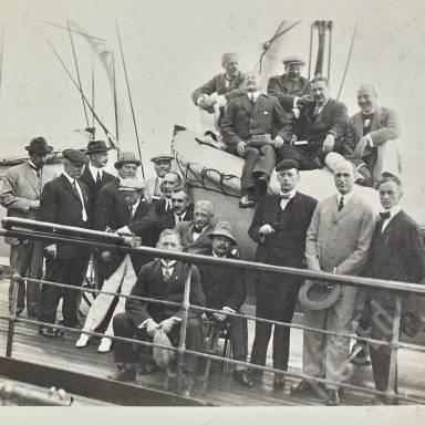 The Clinical Society Near The Life Boat