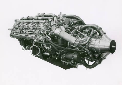 Nomad I engine: Napier