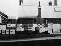 Posters for a Parish Council election