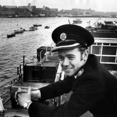 Denis Wright, Commandant, Merchant Navy Training School, South Shields