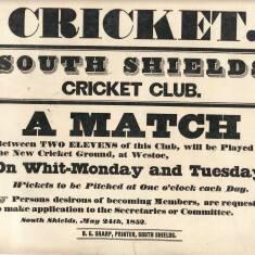 South Shields Cricket Club