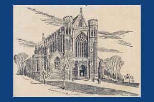 Church of the Sacred Heart, Edge Hill, Wimbledon