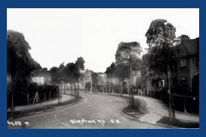 Burghley Road, Wimbledon
